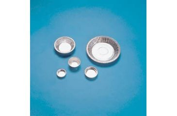 Eagle Thermoplastic Disposable Aluminum Weighing Dishes D200-50