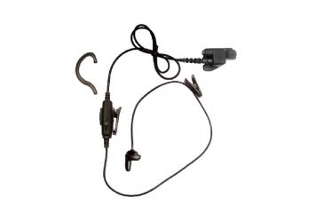 Earhugger Safety Ear Boom Mic Motorola - EBM102