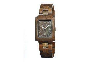 Earth Sego04 Cork Watch, Olive ETHSEGO04
