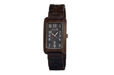 Earth Seme02 Bark Watch, Dark Brown ETHSEME02