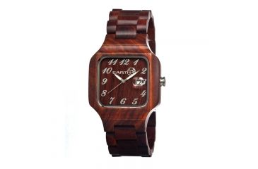 Earth Seso03 Testa Watch, Red ETHSESO03