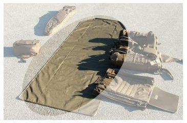Eberlestock A1smmc Magic Carpet Shooting Mat Non Padded Coyote Brown