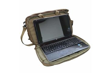 12-Eberlestock Combat Office Briefcase