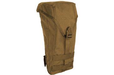 EberleStock Saddle Bag, Coyote Brown A3SBMC