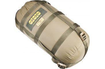 Eberlestock Ultralight Sleeping Bag w/ G-Loft Insulation, Long Length, Dry Earth SU20