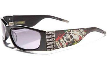 Ed Hardy Death is Certain Sunglasses EHS-015