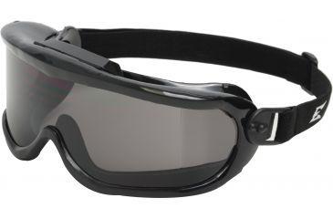 Edge Eyewear Cayesh Full Frame Safety Goggle W Smoke Lens Hc116