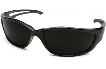 Kazbek XL - Black Frame, Polarized Smoke Lens TSK-XL216