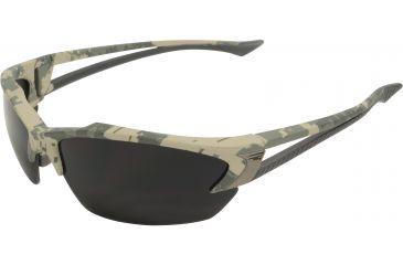 Edge Eyewear Khor Safety Glasses Digital Camouflage Frame 3 Lens Kit Tsdk21dc
