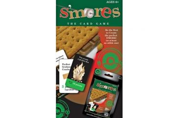 Education Outdoors S'mores Card Game 191315185