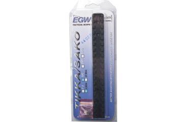 EGW Tikka 595 Picatinny Rail Scope Mount, 0 MOA 44020