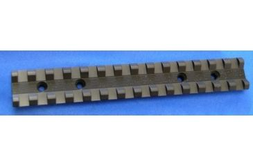 EGW Winchester Model 88 Picatinny Rail Tactical Scope Mount - top view