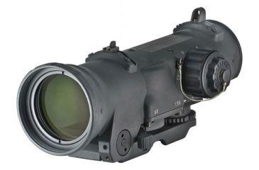 Elcan Specter Dual Role 1.5x/6x Optical Sight CX5456 Illuminated Crosshair Reticle 7.62mm Black