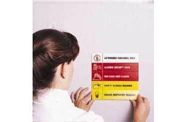 Electromark Adhesive Door Signs VWR015