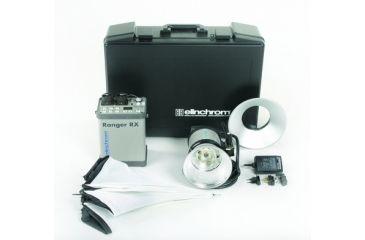ElinchromRanger RX S Set With S Head, Reflec. Varistar Kit & Case EL-10280