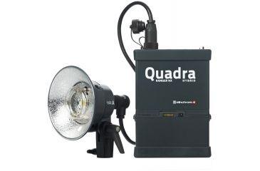 Elinchrom Ranger Quadra Hybrid Li-Ion Standard S, 1 head EL 10403.1