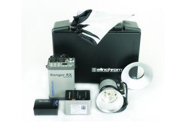 Elinchrom Ranger Rx Speed As A Set /s Hd, Reflec,varistar, 2xbat, Case EL 10282