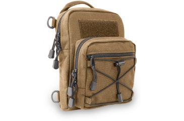 Elite Survival Systems Avenger Concealment Gun Pack, Coyote Tan, Coyote Tan 8025-T