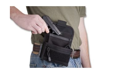 Elite Survival Systems Concealed-Carry Pouch 8015-B