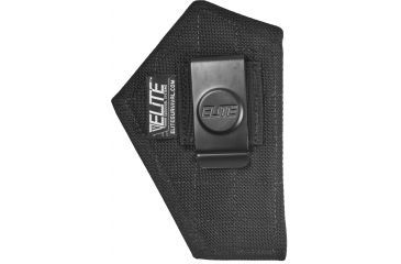 Elite Survival Systems Inside Pants Holster, Ambidextrous - 2.5in. Small Frame Revolvers - BCH-L