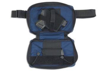 Elite Survival Systems Mini Tailgunner Gunpack, Black - BPHSMBK