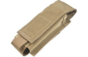 Elite Survival Systems MOLLE Mace Pouch MKIV, Coyote Tan ME170-T