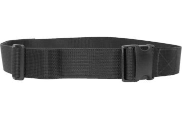 Elite Survival Systems Universal Utility Belt, Black, One size fits all WBB