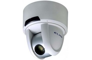 Elmo Indoor Day/Night Network Dome Security Camera PTC-401CIP