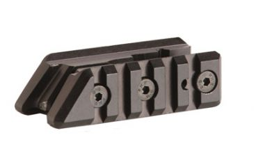 Command Arms TPR15P Dual Foot Sight Rail For AR-15 Black Finish