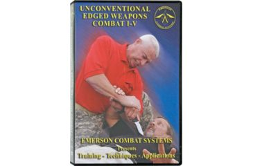 Emerson Unconventional Edged Weapons Combat DVD EKDVD2