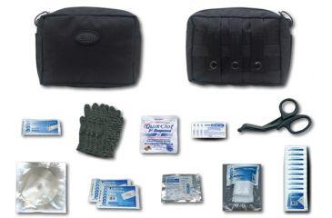 EMI Tacmed Gunshot Kit, #680 Holster, Black 9142