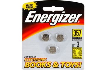 Energizer 1.5 Volt Silver Oxide Watch / Electronic Toy / Medical Batteries