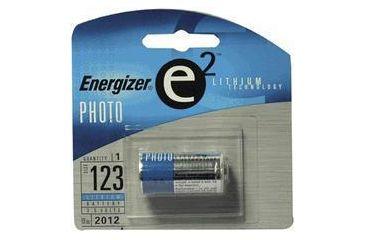 Energizer e2 123 Lithium 3 Volt Batteries EL123APBP