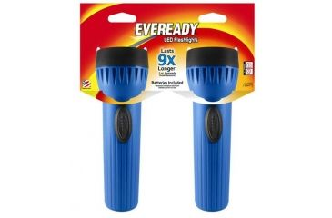 Energizer 1D LED 2-Pack w/Batteries 3151L2S