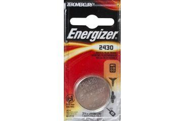 Energizer 3 Volt Button Cell Battery, CR2430  - ECR2430BP
