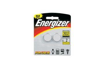 Energizer 3 Volt Button CR2016 Cell Batteries, 2 Pack 2016BP-2