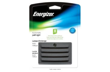 Energizer Vented Automatic Path Light, Charcoal ENLPLVCG