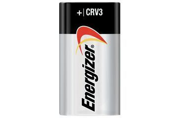 Energizer Photo Lithium CRV3 Battery, Single Battery ELCRV3BP