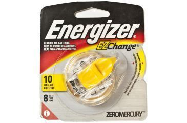 3-Energizer Hearing Aid Size 10 Batteries