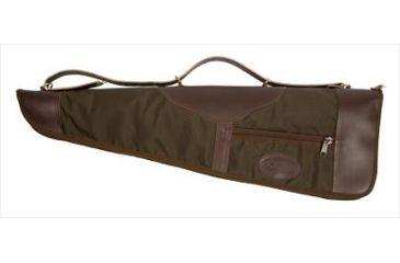 Envelop Cases 35in Loden Breakdown Leather Deluxe Case, Brass/Loden Binding 801150-FR
