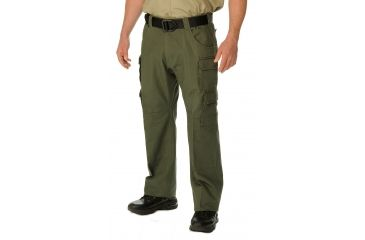 1-EOTAC 202 Operator Grade Tactical Pant Color Khaki Size 46 X 30