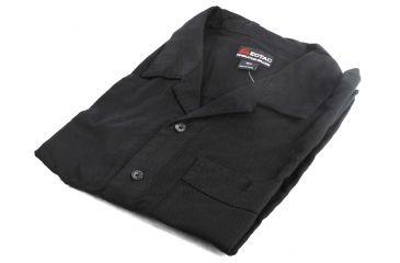 EOTAC 403 Operator Grade Short-Sleeve Shirt Color Black Size L