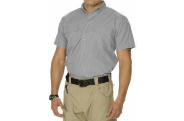 EOTAC 409 Operator Grade Mechanic Shirt Color Grey Size 2XL