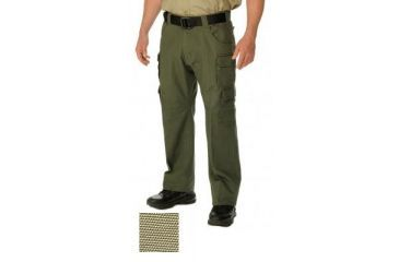 2-EOTAC 202 Operator Grade Tactical Pant Color Khaki Size 46 X 30