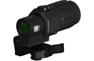 EOTech G33.Red Dot Sight Magnifier, Black