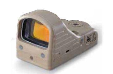 Eotech Mini Red Dot Sight Basic Kit Tan 3pt5 Moa Dot Mrd 000 A2 Main