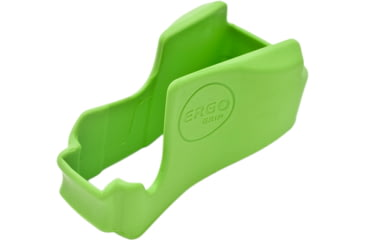 Ergo Grip Never Quit Grip. Fits AR15/M16/M4 Magazine Well, Z-Green 4965-ZG