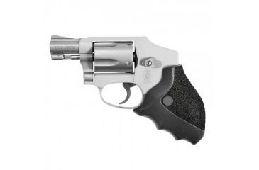 Ergo Grip Su0026W J Frame Revolver Delta Grip, Black 4581 SWJ