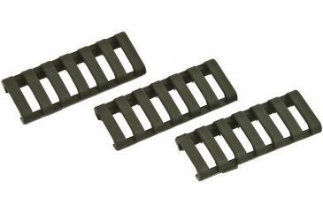 9c7ccc54d8c Ergo Low Profile Picatinny Ladder Rail Cover