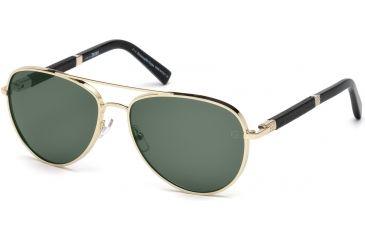 2a699c43 Ermenegildo Zegna EZ0066 Single Vision Prescription Sunglasses ...